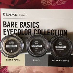 $25 BareMinerals Trio—Classic Collection NWT Loose